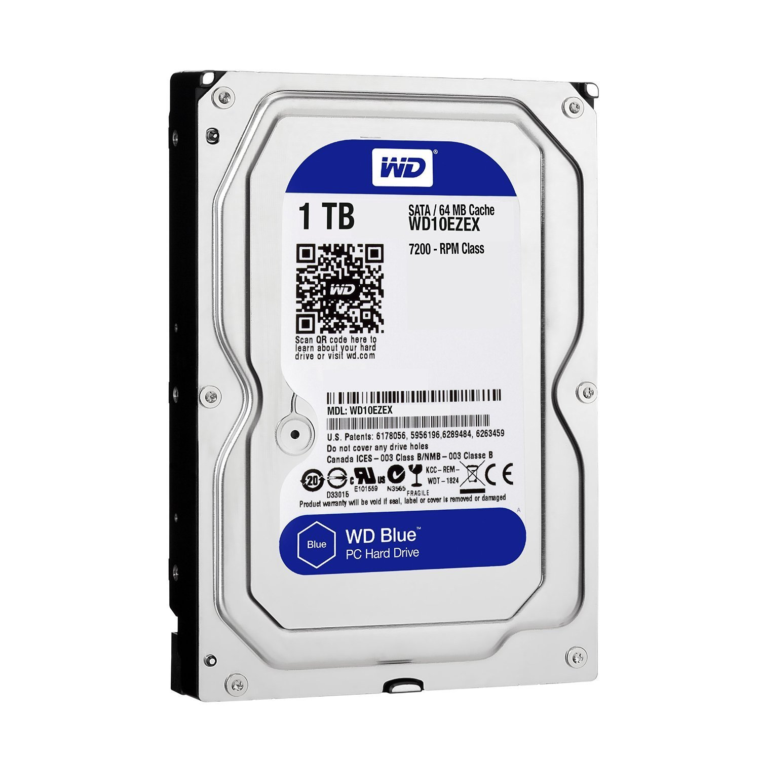 Disque dur sata 1To disponible a qct-group